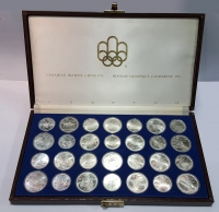 CANADA set Olympic 1976 UNC