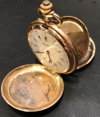 Pocket Watch Gold (14 κ)Serkisoff