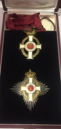 Grand Commander Order Of King George