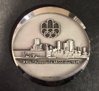 CANADA Official Olympic Medal