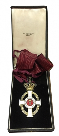 Commander Order Of King George Boxed