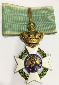 Commander GOLD Order of Redeemer