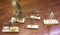 Collection of 5 Olympic Miniature
