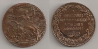 Bras medal of Olympic Games 1906 AXF