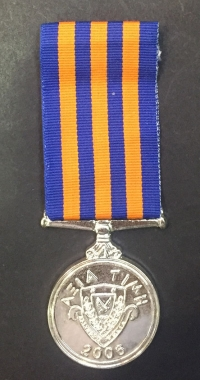 CYPRUS Medal of Valuer