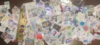 FRANCE Mix of Used and Mint Stamps hundreds F-VF