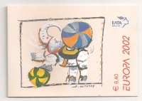 Booklet 2002 Europa