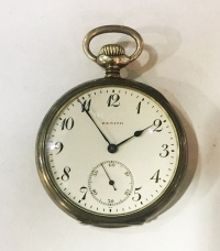 Pocket Watch Zenith Working