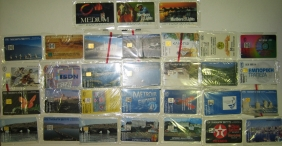 Collection of 31 Telecards Unopened