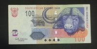 SOUTH AFRICA 100 Rand XF