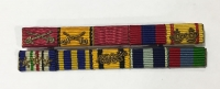 Bar of 10 Ribon Navy from Miniatures Medals