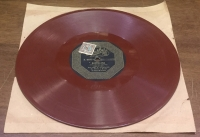 Gramophone disc 78 Rpm CA CEST PARIS and BARCELONA