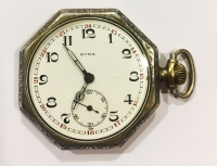 Pocket Watch CYMA