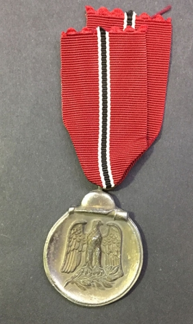 GERMANY MEDAL 1941-42 AS IS
