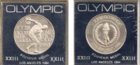 USA Commemorative Medal 1984