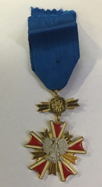 POLAND Order of merit Peoples Republic 4th Class