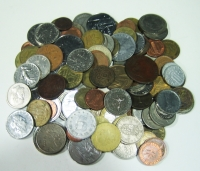 1/2 kilo world coins