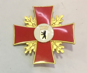 GERMANY Fire Medal RARE