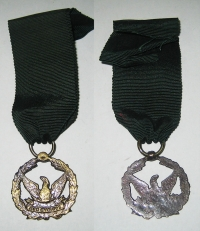 Medal with Phoenix