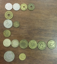 TURKEY Collection of 16 coins