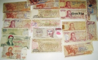Lot of 19 notes F