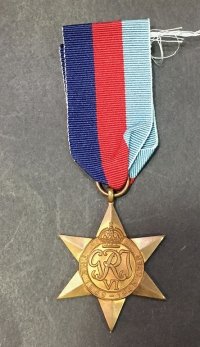 GR. BRITAIN Medal Veteran