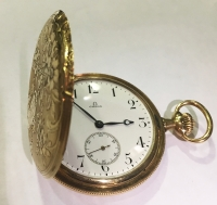 Pocket Watch OMEGA Gold 14k