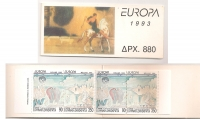 Booklet Europa 1993