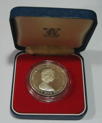 GUERSNEY 25 Pence 1978 Proof