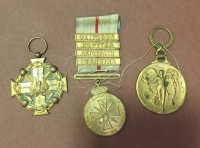 3 Medal of WWI