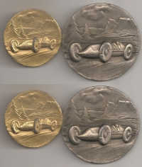 2 Medals of Rallying