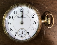 Pocket watch South Bend Not Working