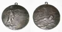 ALESSANDRIA MEDAL 1910 possible silver