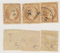 Vl. 2 (2 Λεπτά x 3 shades) all with faults