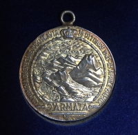 ITALY Medal Commemorative of the 9th Army Campaign in Greece and Albania