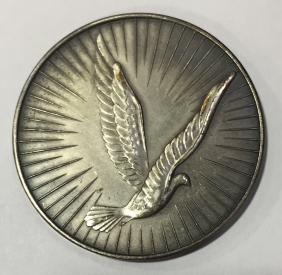 GERMAN Air Silver Medal