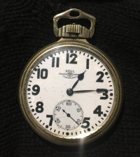 Pocket Watch Ball Cleveland Working