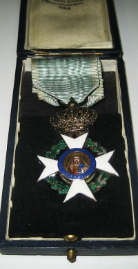 Gold Cross Order of the Redeemer