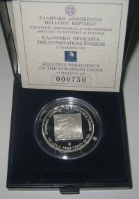 10 Εuro 2003 Proof