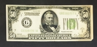 USA 50 Dollar 1928 VF