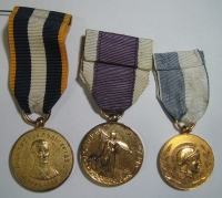 3  Medals of Athens