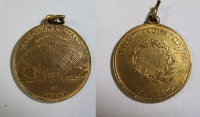 Bronze Medal Olympic 1896