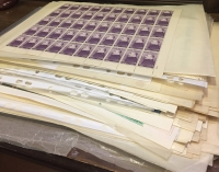 EGYPT Lot Of 140 Different Sheets 1944-1964
