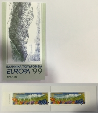 Europa 1999 Booklet