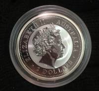 AUSTRALLIA 2 Dollar 2003 Proof